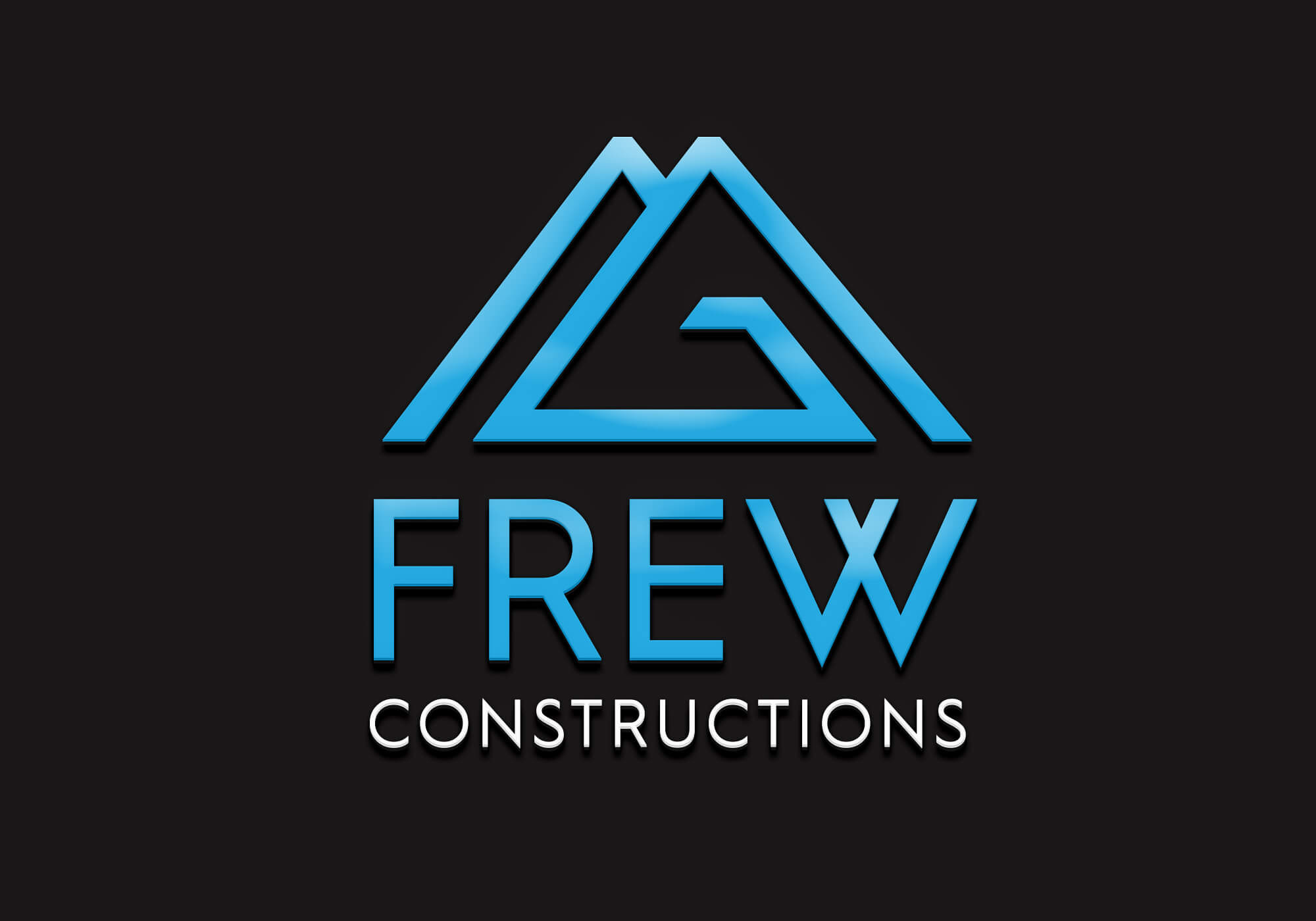 AG Frew constructions logo for case study